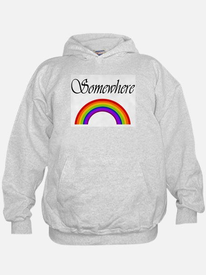 Somewhere Over the Rainbow Hoodie