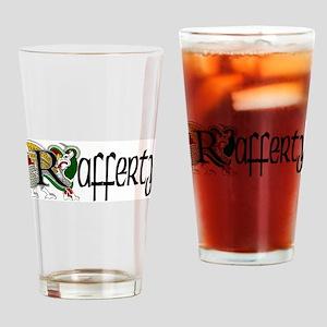 Rafferty Celtic Dragon Pint Glass