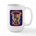 USS CHARLES S. SPERRY Large Mug