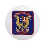 USS CHARLES S. SPERRY Ornament (Round)