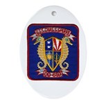 USS CHARLES S. SPERRY Ornament (Oval)