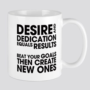 Desire and Dedication Mug