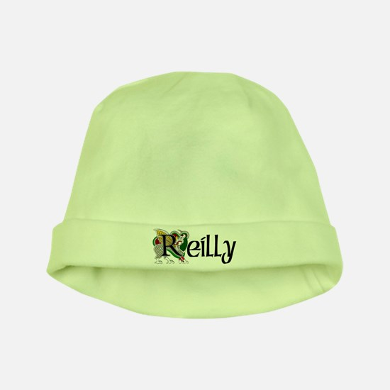 Reilly Celtic Dragon baby hat