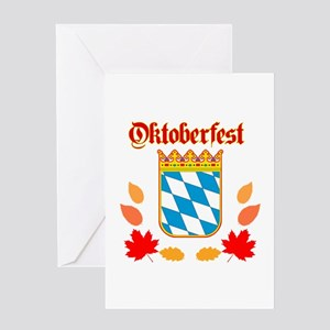 Oktoberfest Greeting Card