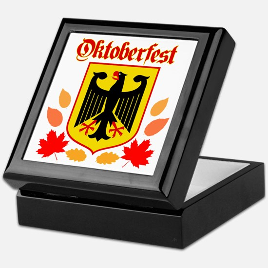 Oktoberfest Keepsake Box
