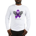 Leiomyosarcoma Tribal Long Sleeve T-Shirt