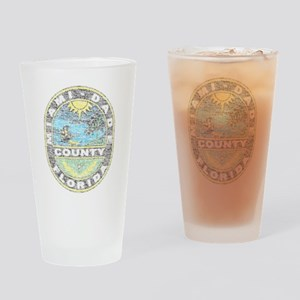 Vintage Miami-Dade Pint Glass