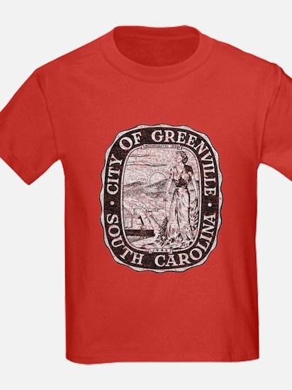 Vintage Greenville SC T