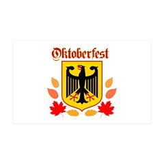 Oktoberfest 38.5 x 24.5 Wall Peel