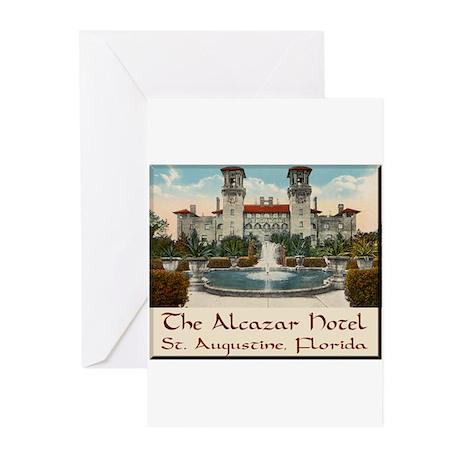 Alcazar Hotel Greeting Cards (Pk of 20)
