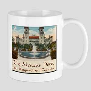 Alcazar Hotel Mug