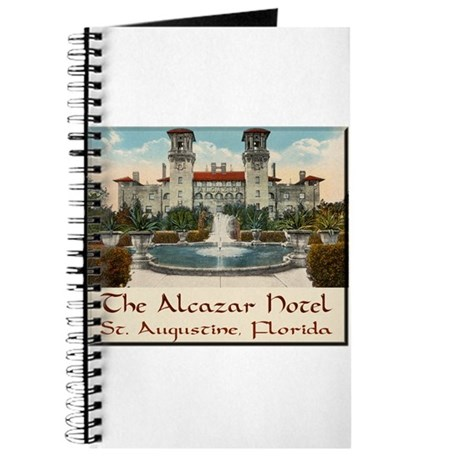 Alcazar Hotel Journal