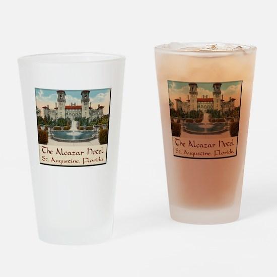 Alcazar Hotel Pint Glass