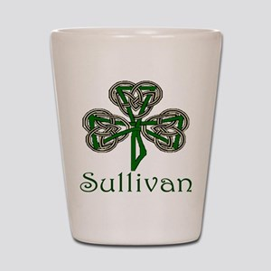 Sullivan Shamrock Shot Glass