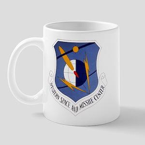Space and Missile Mug
