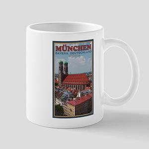 Munich Frauenkirche Mug