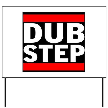 Dubstep logo yard sign by dubsteplogo thecheapjerseys Gallery