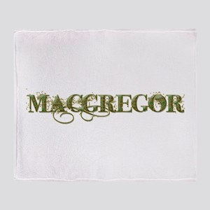 MacGregor Throw Blanket