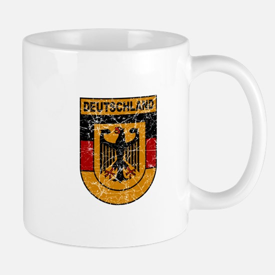 Deutschland (Germany) Shield Mug