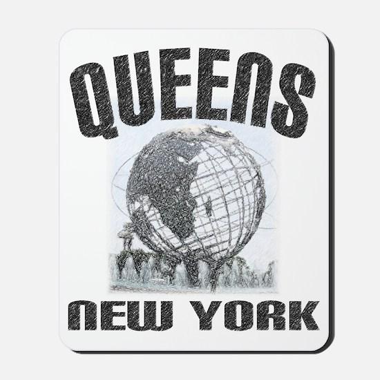 Queens, New York Mousepad