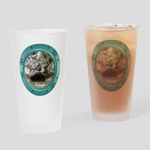 Belize Porthole Pint Glass