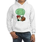 Gnome What I Mean Hooded Sweatshirt