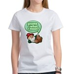 Gnome What I Mean Women's T-Shirt