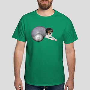 Shell Dog Dark T-Shirt