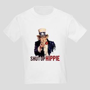 Shut Up Hippie Kids Light T-Shirt