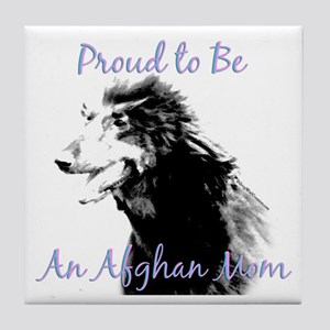 Afghan 5 Tile Coaster