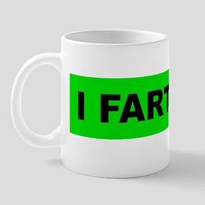I farted Mug