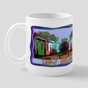 New Orleans Home Sweet Home i Mug