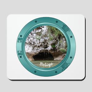 Belize Porthole Mousepad