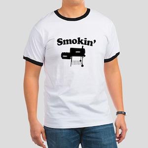 Smokin' - Barbecue Ringer T