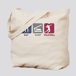 Eat Sleep Volleyball - Man Tote Bag