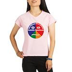 Autistic Spectrum symbol Performance Dry T-Shirt