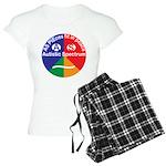 Autistic Spectrum symbol Women's Light Pajamas