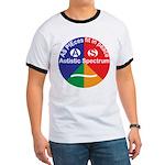Autistic Spectrum symbol Ringer T