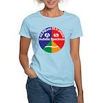 Autistic Spectrum symbol Women's Light T-Shirt