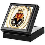 USS CUSHING Keepsake Box