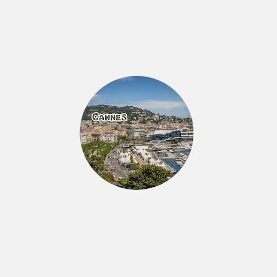 Cannes Mini Button