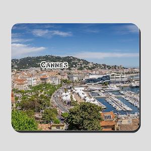 Cannes Mousepad