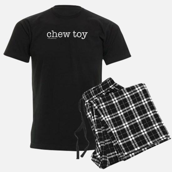 Chew Toy - Black Pajamas
