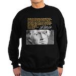 THOMAS JEFFERSON Sweatshirt (dark)