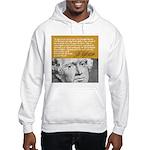 THOMAS JEFFERSON Hooded Sweatshirt