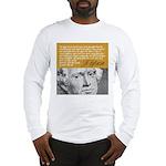 THOMAS JEFFERSON Long Sleeve T-Shirt