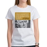THOMAS JEFFERSON Women's T-Shirt