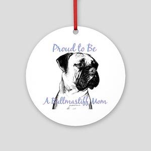 Bullmastiff 2 Ornament (Round)