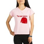 Red Shirt Society Women's Sports T-Shirt