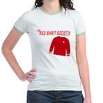 Red Shirt Society Jr. Ringer T-Shirt